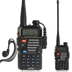 Baofeng UV-5RE + гарнитура, LPD, PMR